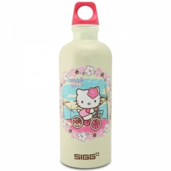Lahev Sigg 0,6 L Hello Kitty Seaside